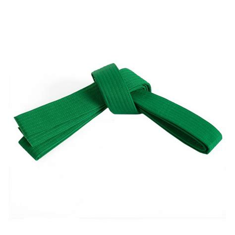Sabuk Pencak Silat grosir sabuk pencak silat warna hijau dunia pusaka sakti