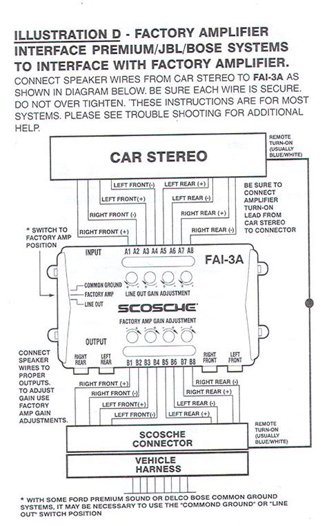 scosche ha08b wiring diagram html autos post