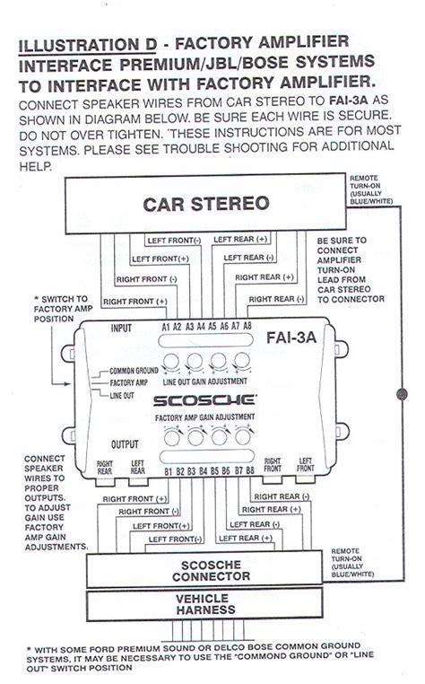 scosche ha08b wiring diagram autos post