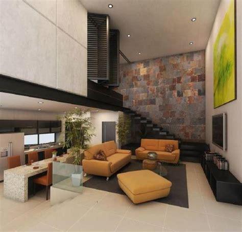 imagenes de salas minimalistas de madera ideas para decorar una sala con doble altura