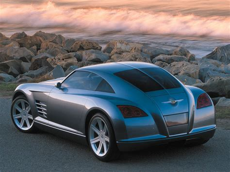 chrysler crossover chrysler crossfire history photos on better parts ltd