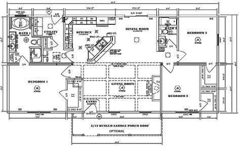 custom ranch floor plans custom land and home packages
