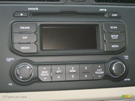 Kia Sound System 2012 Kia Lx Audio System Photo 63689178 Gtcarlot