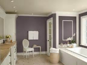 Lavender And Gray Bathroom - purple and grey bathroom neutral bathroom color schemes