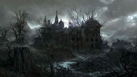 Is My House Haunted Address Search Free Haunted House Spooky Wallpaper At