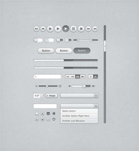 ui layout scroll scroll bar vectors photos and psd files free download
