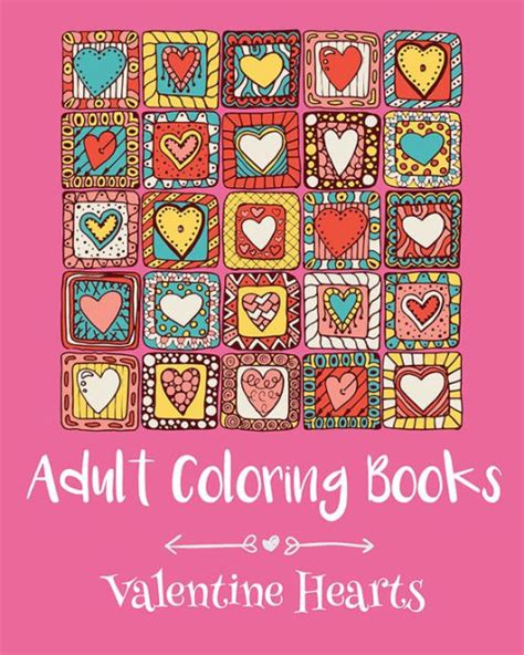 coloring books for adults barnes and noble coloring books hearts by