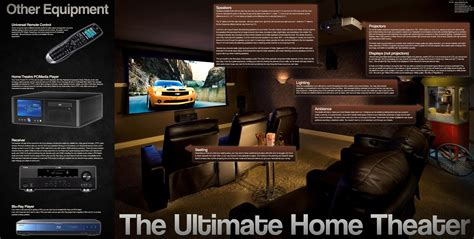the ultimate home theater