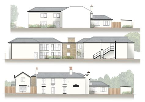 dwa architectsplanning approval for an extension to a care