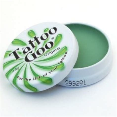 tattoo goo salve ingredients tattoo goo mini salve