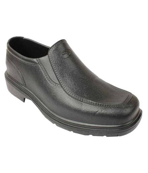 paragon sports shoes paragon black slip on non leather formal shoes available