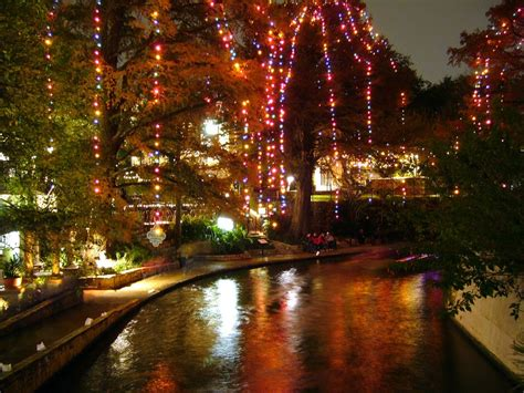san antonio riverwalk christmas lights boat san antonio lights for the season kristalli real estate llc