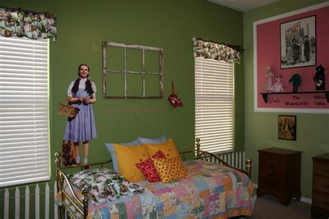 wizard of oz home decor wizard of oz bedroom traditional bedroom phoenix