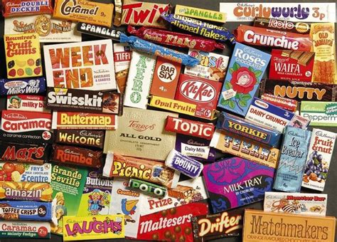Top Selling Chocolate Bars Uk by Retro Sweet Shop Selling Retro