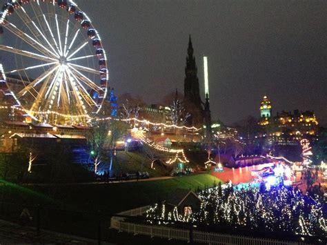 edinburgh christmas tree maze review are edinburgh s lights sustainable fay