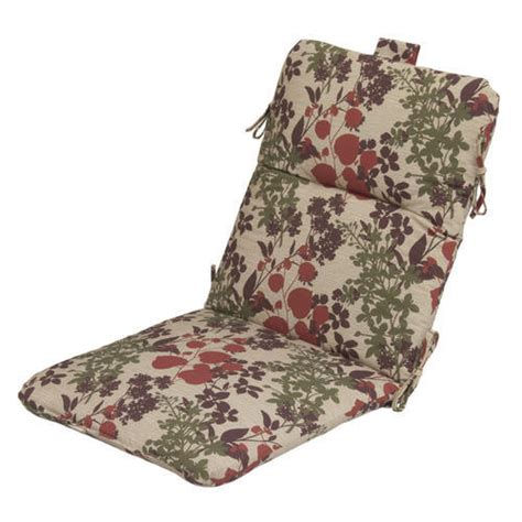 backyard creations bedford chair cushion at menards 174