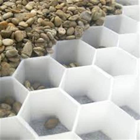 densit ghiaia stabilisateur de graviers eccogravel 30 blanc 1 60m x 1