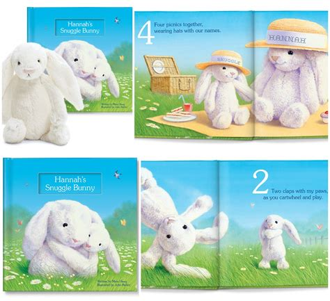 snuggle bunnies books i see me my snuggle bunny personalized book review and