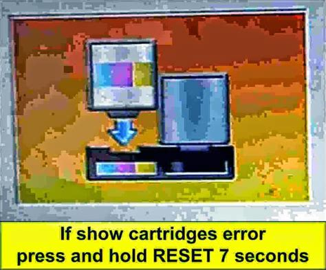 ip2770 reset button aplus computer how to fix canon ip2770 and mp287 error 5b00