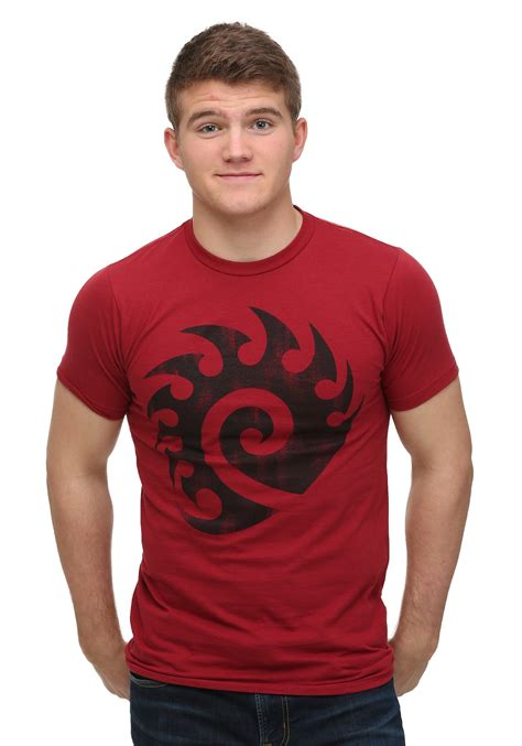 T Shirt Bobotoh 2 s starcraft 2 vintage zerg logo t shirt