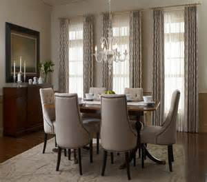 window treatments for dining room large and beautiful