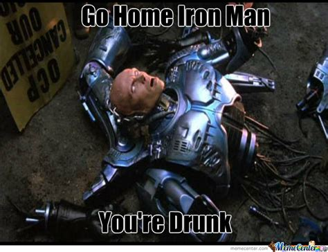Robocop Meme - i knows he s robocop by recyclebin meme center