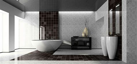 Black And White Modern Bathroom Modern Black And White Bathroom Designs