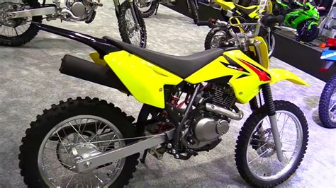Suzuki 125l by 2017 Suzuki Drz 125 L Features Exclusive Edition