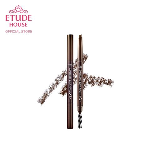 Harga Etude House Color My Brow etude house drawing eye brow 07 light brown daftar harga