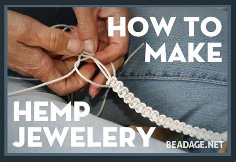 learn how to make jewelry learn how to make hemp macrame jewelry beadage