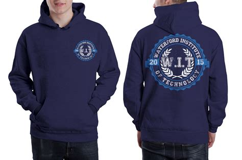 design college hoodie t shirt design for excel promotions by kid ink design