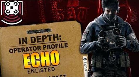 video rainbow six siege in depth  operator profile