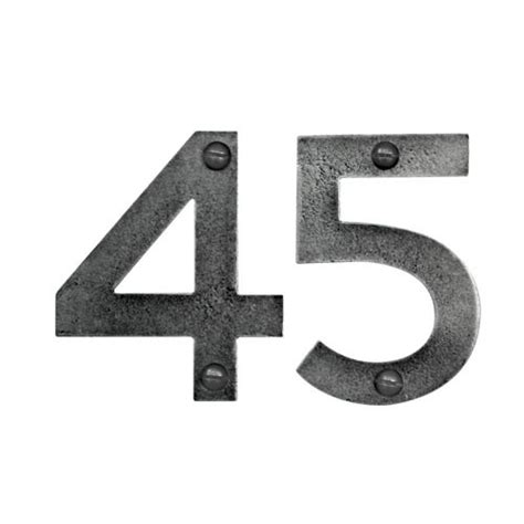 design house numbers uk finesse design house numbers fddn pewter