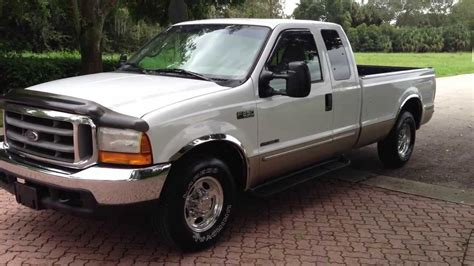 2000 Ford F250 Diesel 2000 ford f250 7 3l turbo diesel view our current