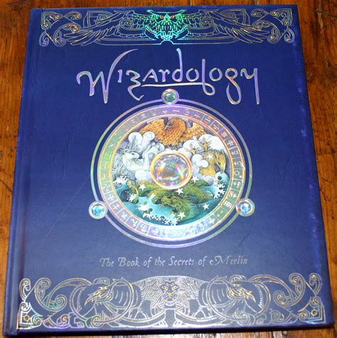 the book books wizardology the book of the secrets of merlin dugald