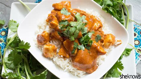 cuisine recipes easy cooker sunday indian butter chicken is a