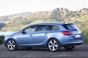 Opel Asra New Opel Astra Sports Tourer Unveiled Should Buick Bring