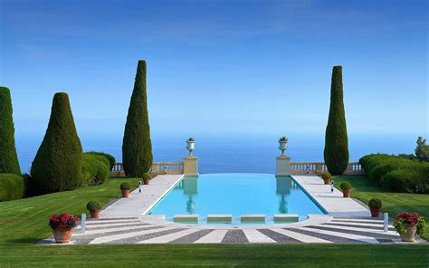 Mediterranean Style Mansions legendary mansion on the french riviera with neo palladian