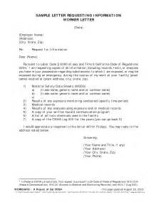 Formal Letter Asking Information Best Photos Of Business Letter Requesting Information Sle Business Letters Requesting