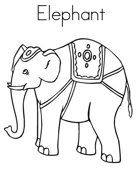 elmer elephant coloring page elmer the elephant coloring page coloring home