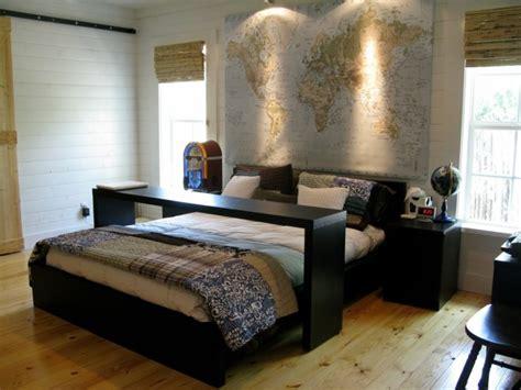 schlafzimmerwand akzente 77 deko ideen schlafzimmer f 252 r einen harmonischen und