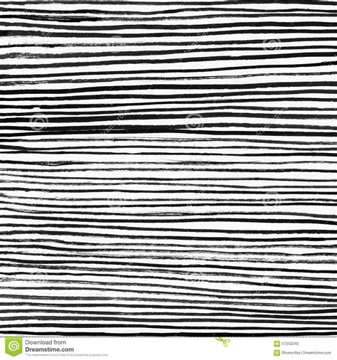 stripe pattern sketch black ink abstract stripes background hand drawn stock