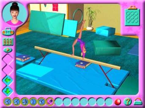 screens: barbie team gymnastics pc (2 of 4)