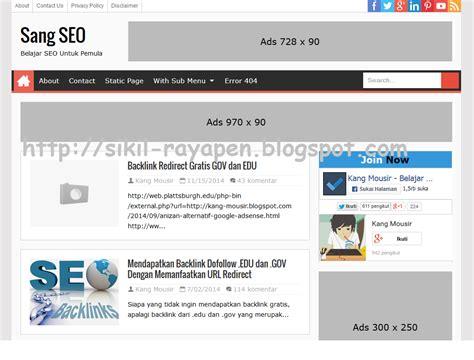 template seo responsive 10 template seo friendly responsive dan fast loading
