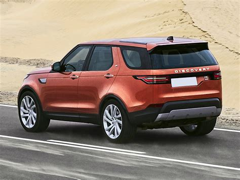 land rover new model 2017 new 2017 land rover discovery price photos reviews