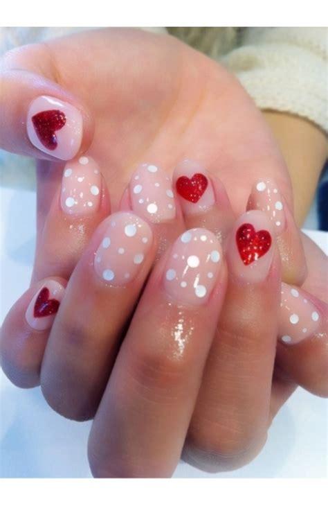 valentines nails design lush fab glam blogazine struck s day