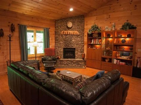 Log Cabin Wood Paneling by Tremendous Decorating Ideas For Log Cabins With