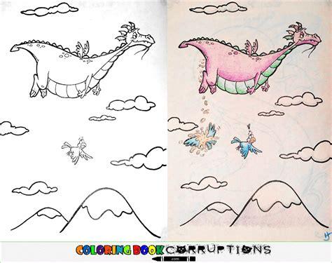 coloring corruptions cbc original coloring book corruptions