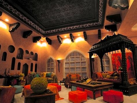 Indian Style Living Room Furniture 1001 Arabian Nights In Your Bedroom Moroccan D 233 Cor Ideas