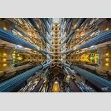 Gaudi Sagrada Familia Ceiling | 800 x 534 jpeg 158kB